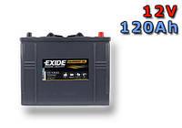 Гелевый тяговый аккумулятор для глубоких разрядов Exide Equipment Gel 120А/ч