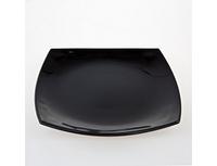 Тарілка Quadrato Noir десертна 19см