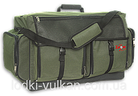 Большая рыбацкая сумка CarpZoom CZ Carryall XL   59x27x37см  купить в Харькове недорого