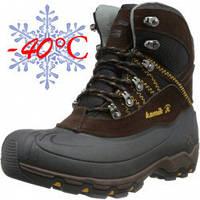 Мужские зимние ботинки Kamik Snowcavern  WK0083-11