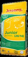 Josera Premium Junior сбалансированный сухой корм Premium класса для щенков и молодых собак
