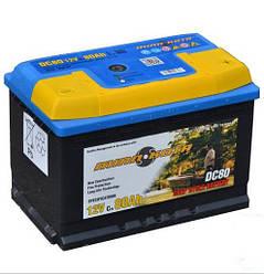 Тяговая батарея Minn Kota 80 двойного назначения