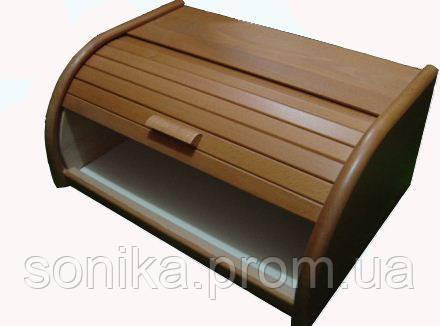 Хлібниця деревяна