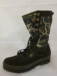 Мужские замшевые ботинки.(берцы с доставкой берцы, зимние кожа, берцы зимние)