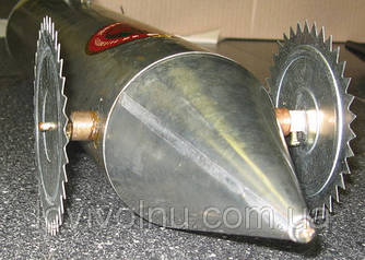 Торпеда для протяжки сетей (луноход)