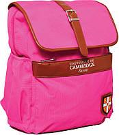 """Рюкзак подростковый CA071 """"Cambridge"""", розовый 552970"""