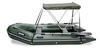 Тент на надувную лодку Bark 290см и выше