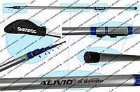 Удилище с кольцами Shimano ALIVIO CX TE 5-600 GT (Удочки, спиннинги для рыбалки)