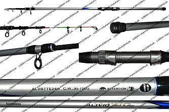 Удочка телескопическая Shimano ALIVIO CX TE GT 5-600 W/OG (Удилища для рыбалки)