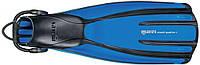 Ласты Mares  для подводного плавания AVANTI QUATTRO + р.R (синие)