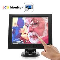 Сенсорный монитор на 12''. Бюджетный. сенсорный монитор, сенсорный экран