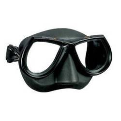 Маска для подводной охоты STAR (черная)