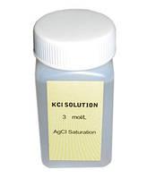 Розчин для заповнення електродів (3,0 mol/L) насичений AgCl