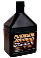 Масло Ultra 4-Stroke Synthetic Blend Oil - для 4-х тактных подвесных двигателей