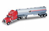 Модель грузовика 1:32 Peterbilt 379 (Oil Tanker)