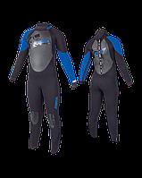 Гидрокостюм детский длинный Jobe Progress Rebel 3.0/2.5 Blue (S)