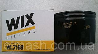 Фільтр масляний ВАЗ 2101-2107 2108-09 (низький 72мм) WL7168/OP520/1 (пр-во WIX-Filtron UA)