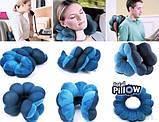 Подушка Total Pillow (Тотал Піллоу) - подушка підголівник, фото 4