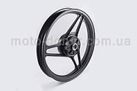 Диск колеса   1,85 * 18   (зад, барабан)   (легкосплавный) на мотоцикл  Yamaha YBR125