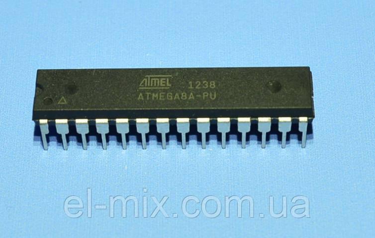 Мікросхема ATmega8A-PU dip28 Atmel
