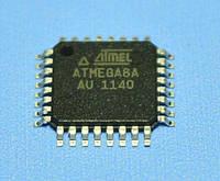Микросхема Atmega8A-AU  TQFP32  Atmel