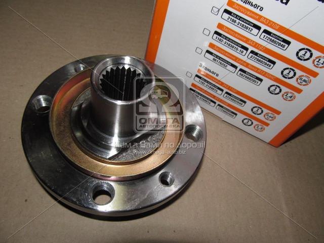 Ступица колеса переднего ВАЗ 2108, 2109, 2113, 2114, 2115 (Дорожная карта). 2108-3103012