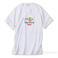 Футболка RAPALA Clackin Rap t-shirt (хлопковая, летняя)