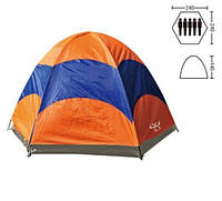 Палатка SY-031 (пятиместная ,горная-кемпинговая, двухслойная) для активного отдыха