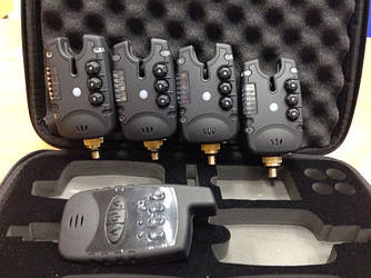 Набор сигнализаторов World4carp  FA211-4 new 4+1