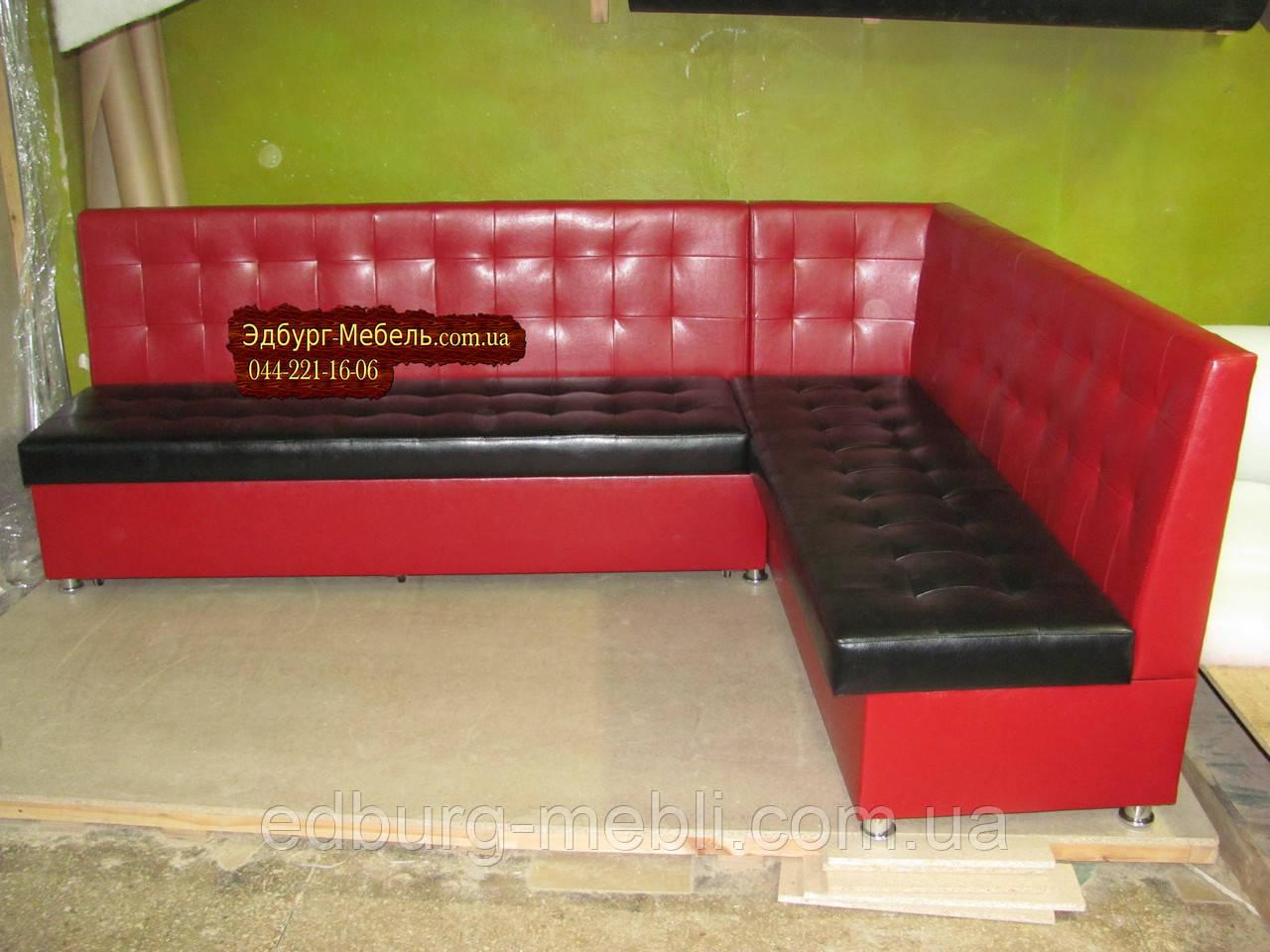 Великий кухонний куточок = ліжко Квадро 2500х1800мм