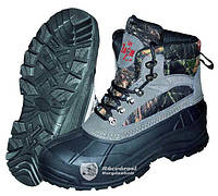Ботинки для рыблки и охоты Carp Zoom Camou Field Boots (45р)