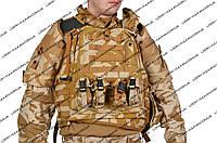 Разгрузочный жилет Британской армии (камуфляж - Desert II )