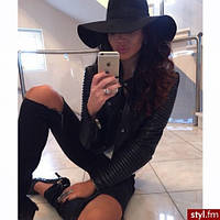 Женская элегантная шляпа 122