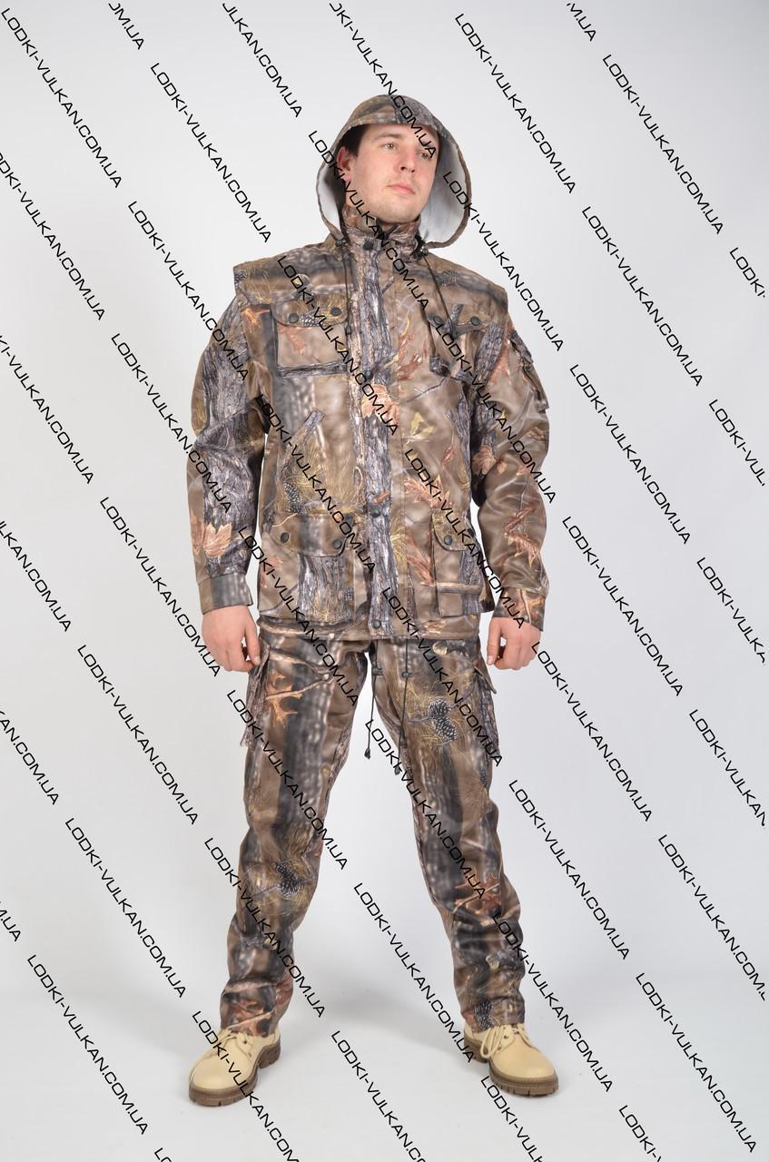 """Красивый костюм: """"Велюр Ёлка"""" (непромокаемый, удобный, трансформирующийся) - """"На крючке"""" - охота, рыбалка, дайвинг, туризм в Харькове"""