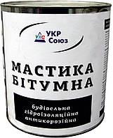 Мастика битумная УКР Союз 0,9кг