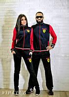 Мужской спортивный костюм Ферари