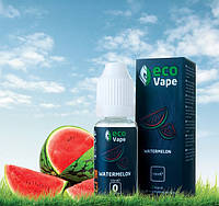 Арбуз (Watermelon) - 0мг/мл [ECO Vape, 10 мл]