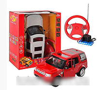 Игрушка машина радиоуправляемая Джип 2056