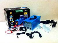 Аккумуляторная солнечная система для дома ― Solar Home System GDLite(Liting) GD-8018