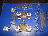 Комплект роликов +профиль 2м для раздвижной двери SKS 99