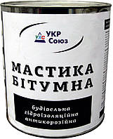 Мастика битумная УКР Союз 2,7кг
