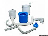 Скиммер для чистки верхнего слоя воды бассейна