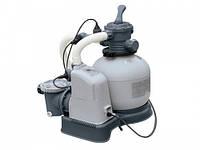 Хлоргенератор для дезинфекции воды + песочный фильтрующий насос