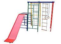 """Комплекс """"Веселка"""" спортивно-игровой для малышей (в комплекте навесное оборудование) 804/кду DALI"""