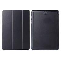 Кожаный чехол-книжка для Samsung Galaxy Tab A 8.0 T350 с функцией подставки Tri-gold