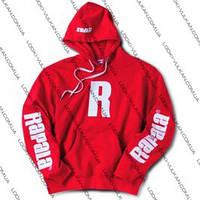 Теплая кофта с капюшоном Rapala R Hoodie 49207-1 ХL