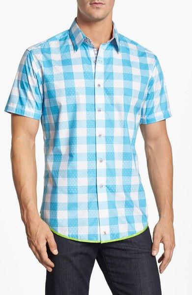 Рубашки с коротким рукавом (тенниски) оптом