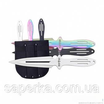 Ножи специальные для метания  F 027 (3 в 1), фото 2