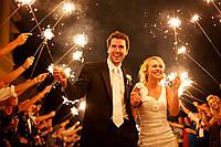 Организация салютов и фейерверков на Свадьбу
