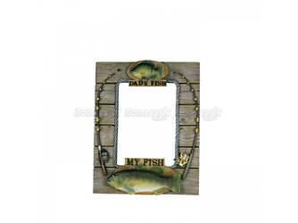 Фоторамка Riversedge Dads Fish Frame 4*6